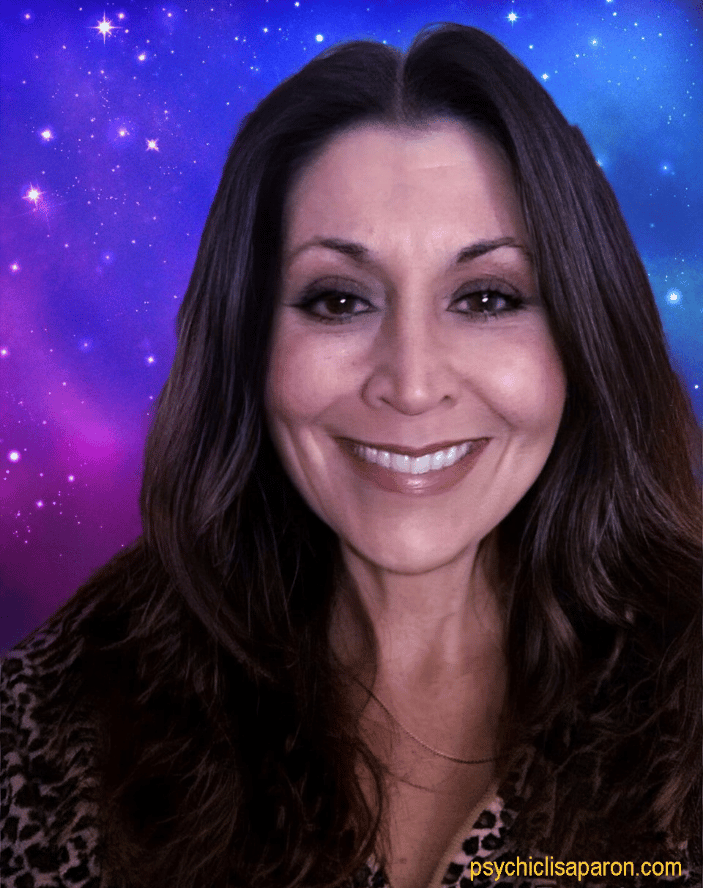 Psychic Medium & Animal Communicator Lisa Paron