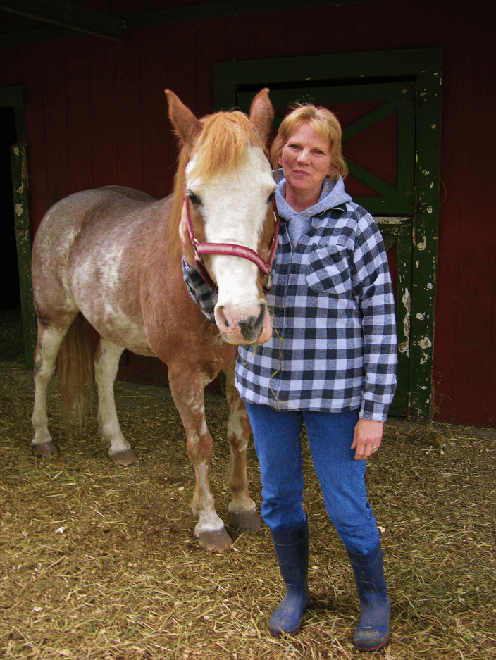 We have team members experienced in the care of horses and farm animals, too!